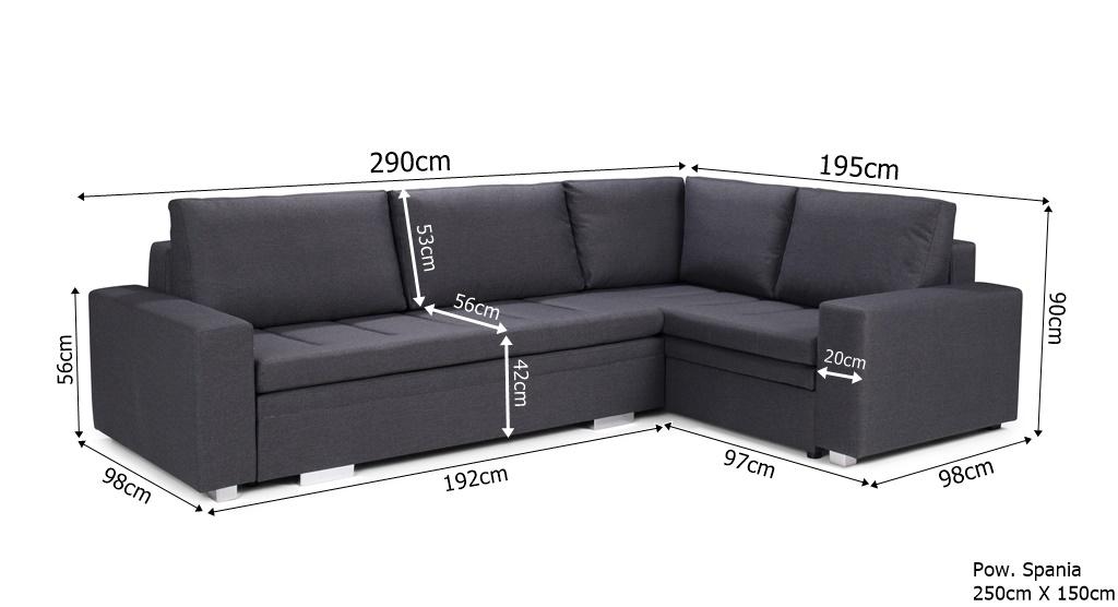 ecksofa mit schlaffunktion bettkasten polstersofa tiko. Black Bedroom Furniture Sets. Home Design Ideas