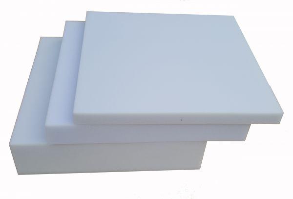 Schaumstoffplatte Schaumstoffmatratze 120x100 RG 25/44 Mittelhart