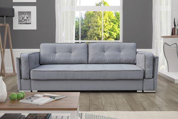 Sofa mit Schlaffunktion Polstersofa Couch Grazia Schlafsofa15
