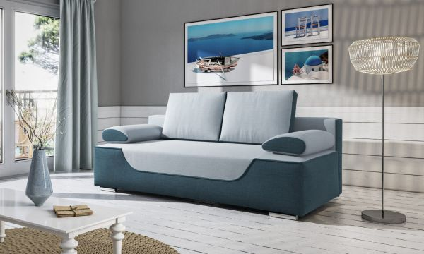 Schlafsofa Schlafcouch Couch Polstersofa Forte 03