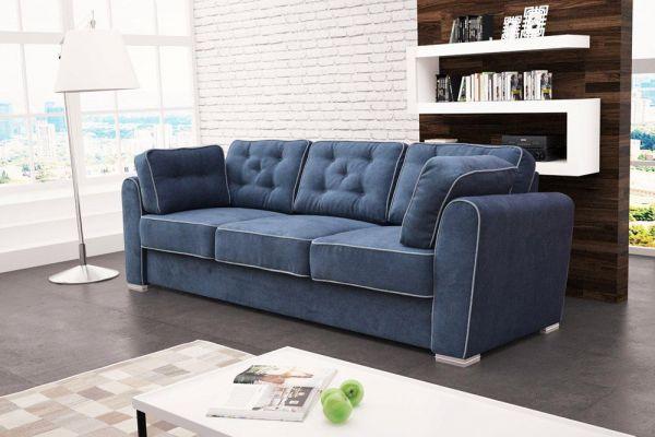 Sofa Marko Polstersofa Couch 3-Sitzer 15