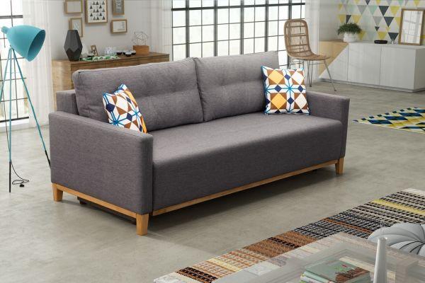 2-Sitzer Sofa mit Schlaffunktion Lumia Skandinavisch 04