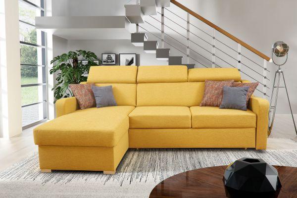 Schlafsofa Ecksofa Eckcouch Couch Monte 01