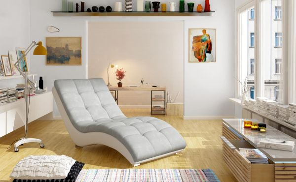 Relaxliege Chaiselongue Liegesessel Relaxsessel Liverpool 11