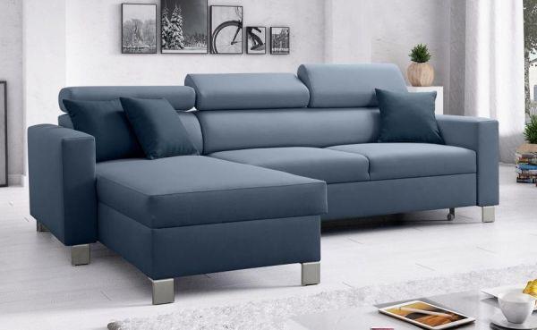 Ecksofa Lotta Abstellfläche Polstersofa Couch Sofa Modern 26